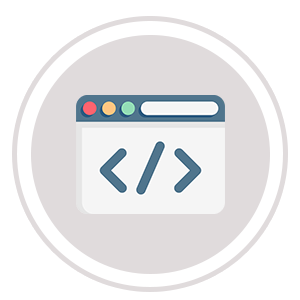 web development icon png